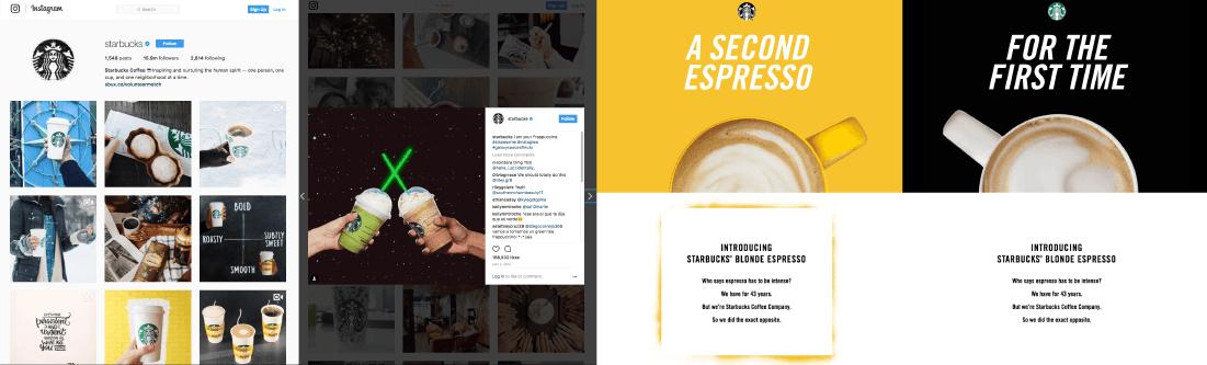 Communicating Design with Starbucks