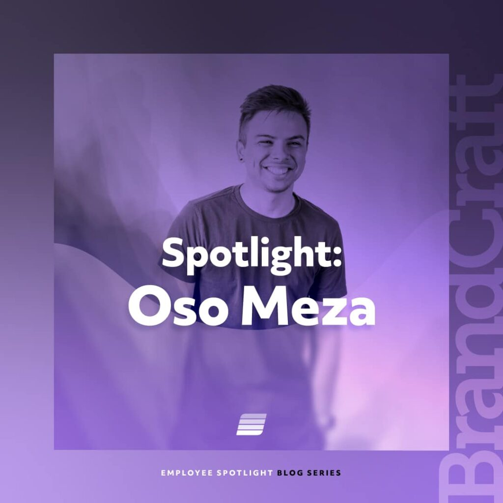 oso meza—team spotlight