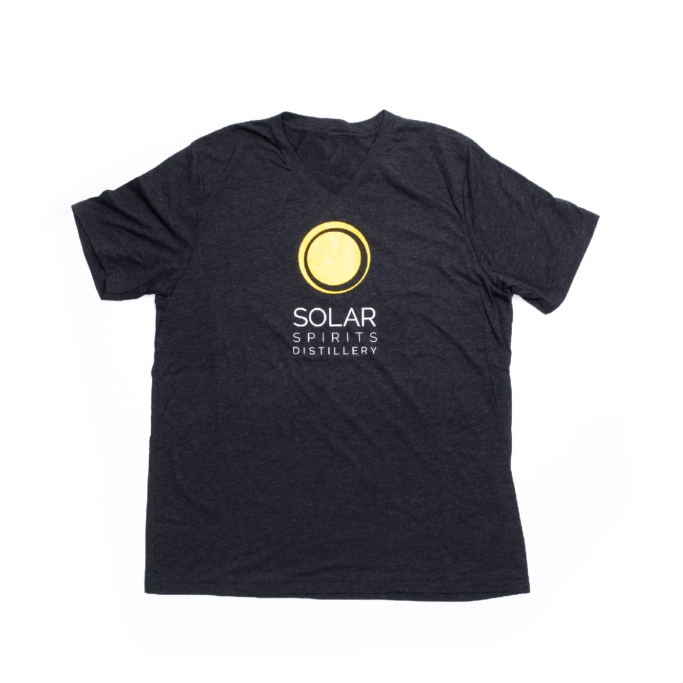 Solar Spirits Black Shirt