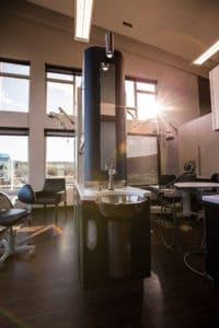 Dental office - workplace photography by BrandCraft Marketing