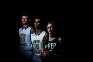 Basketball team photo - portrait photography BrandCraft Marketing
