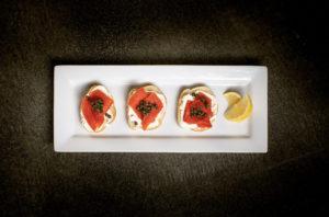 Dark Lox bread - food photography by BrandCraft marketing