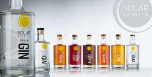 solar spirits bottle designs