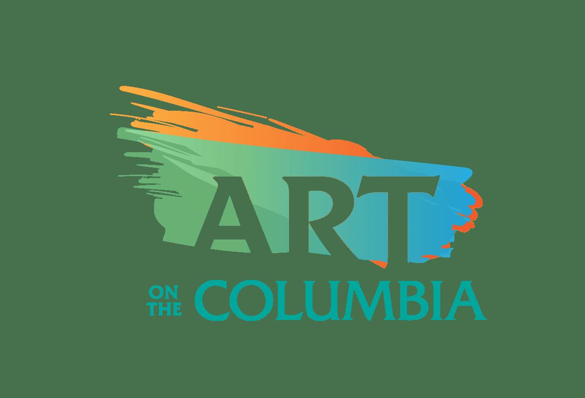 Art on the Columbia logo