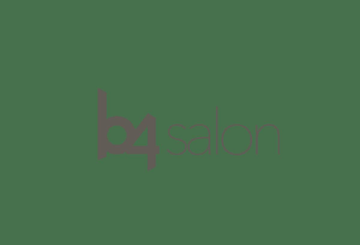 b4 salon logo