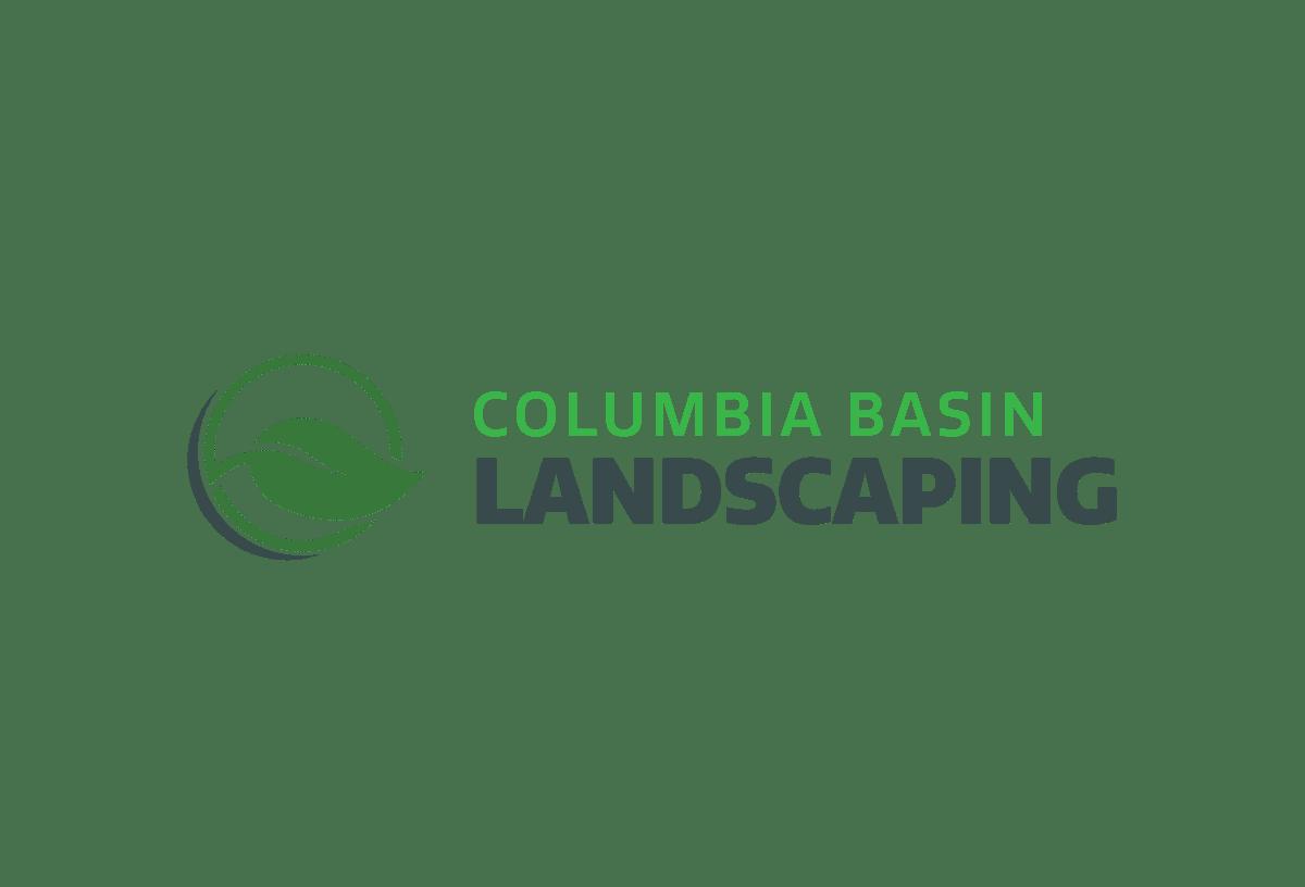 columbia basin landscaping logo