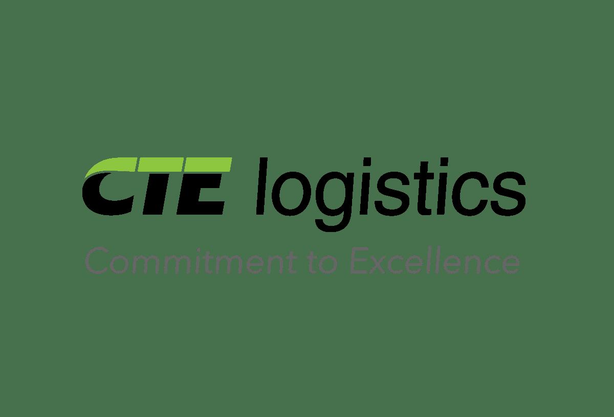 CTE logistics logo