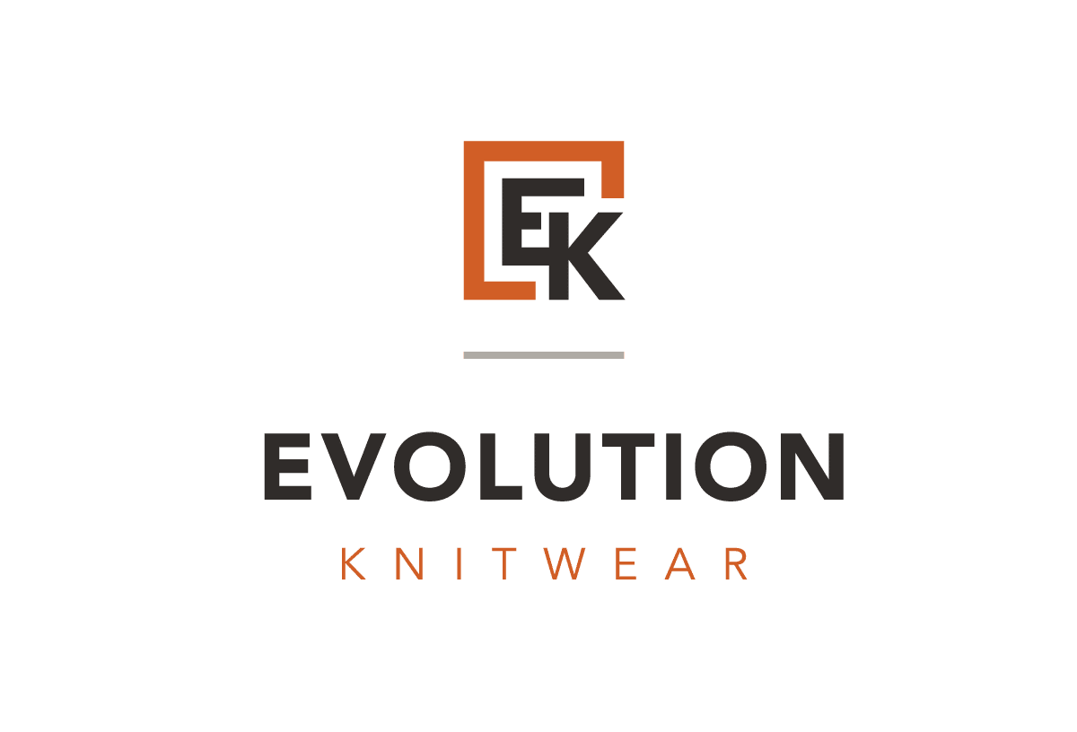 Evolution knitwear logo