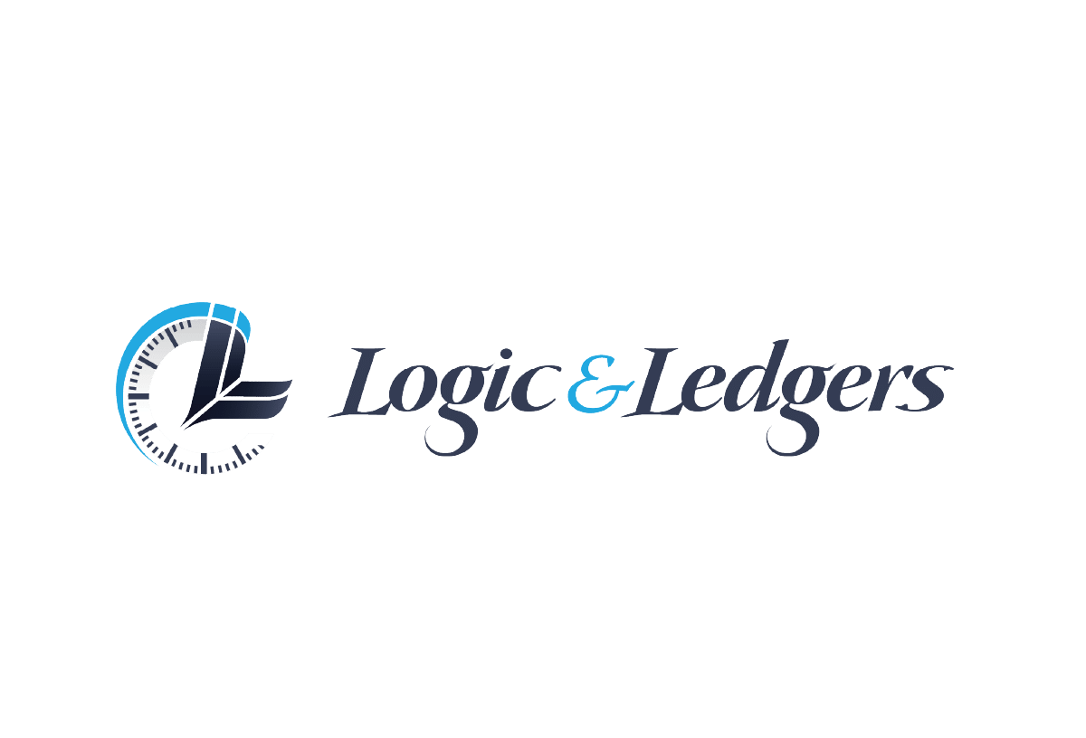 logic and ledgers logo
