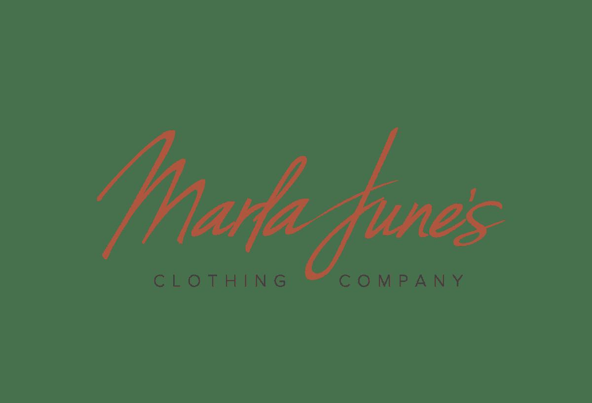 Marla Junes Clothing Company logo