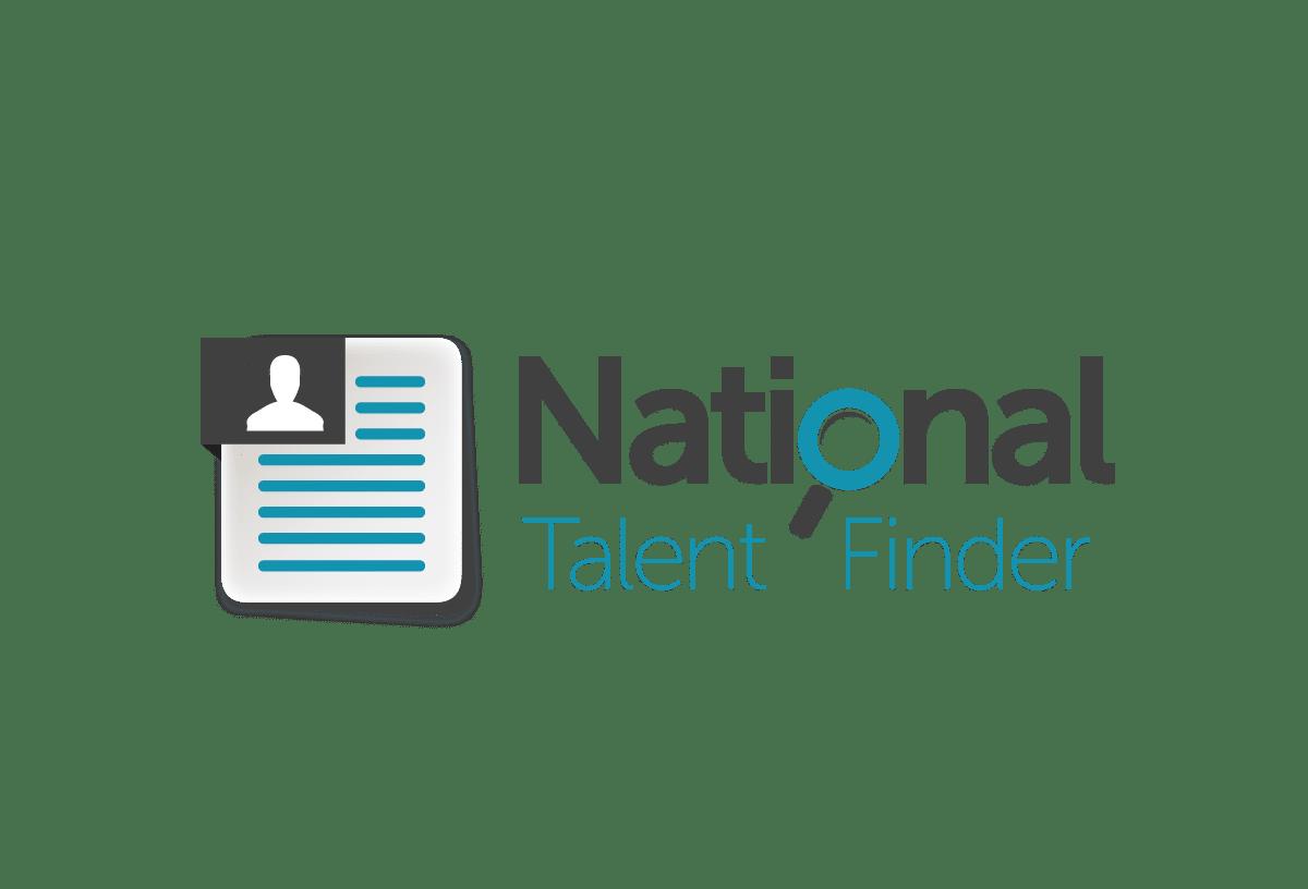 National Talent Finder logo