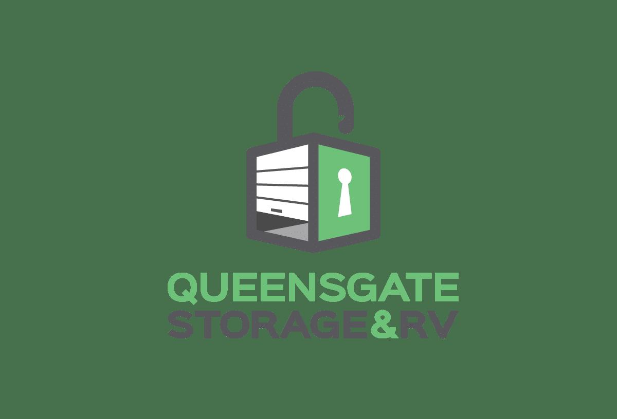 Queensgate Storage and RV logo