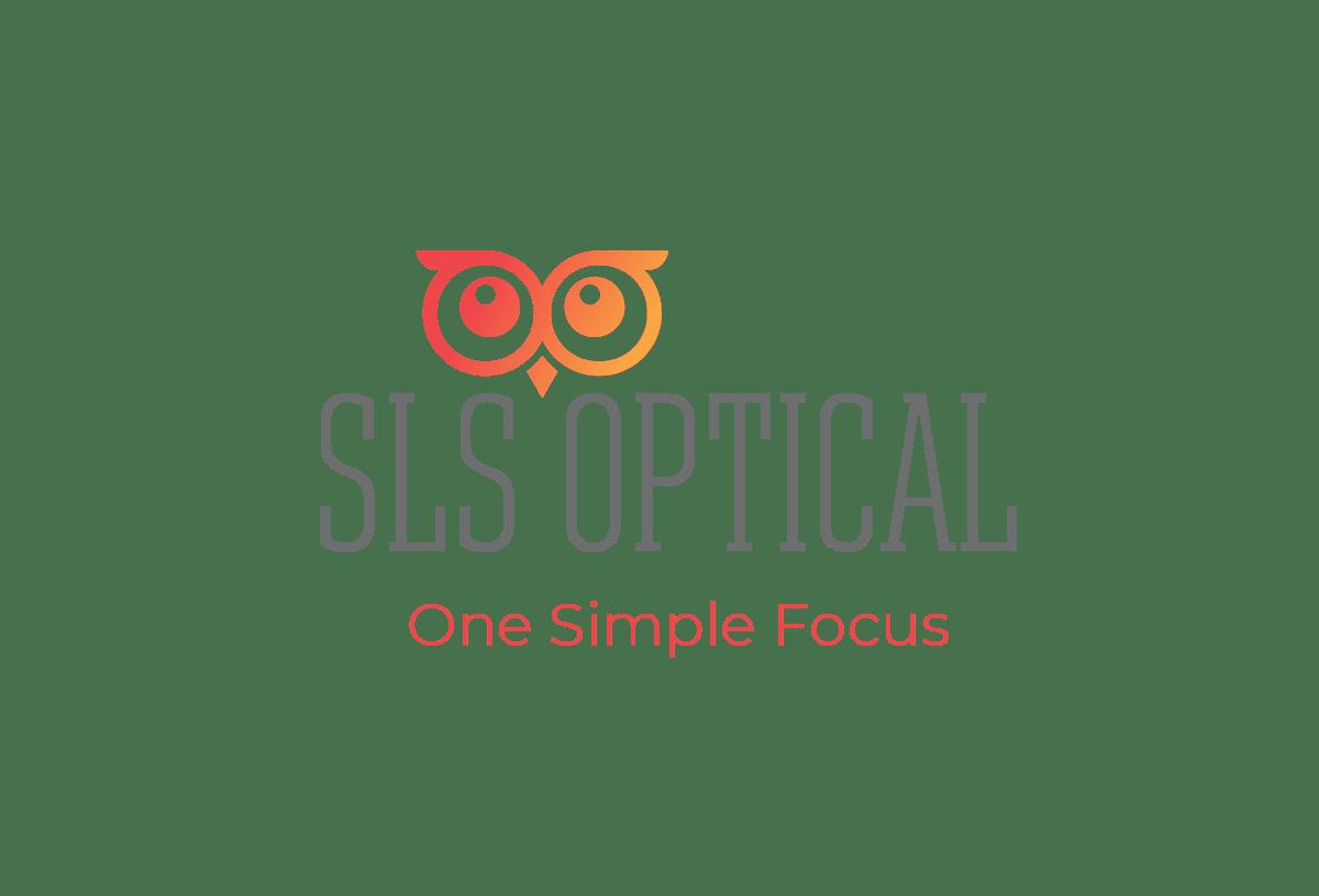 SLS Optical logo