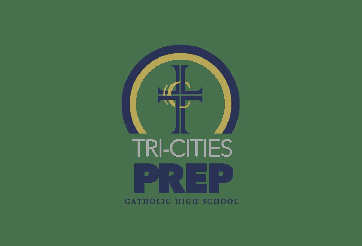 tri cities prep logo