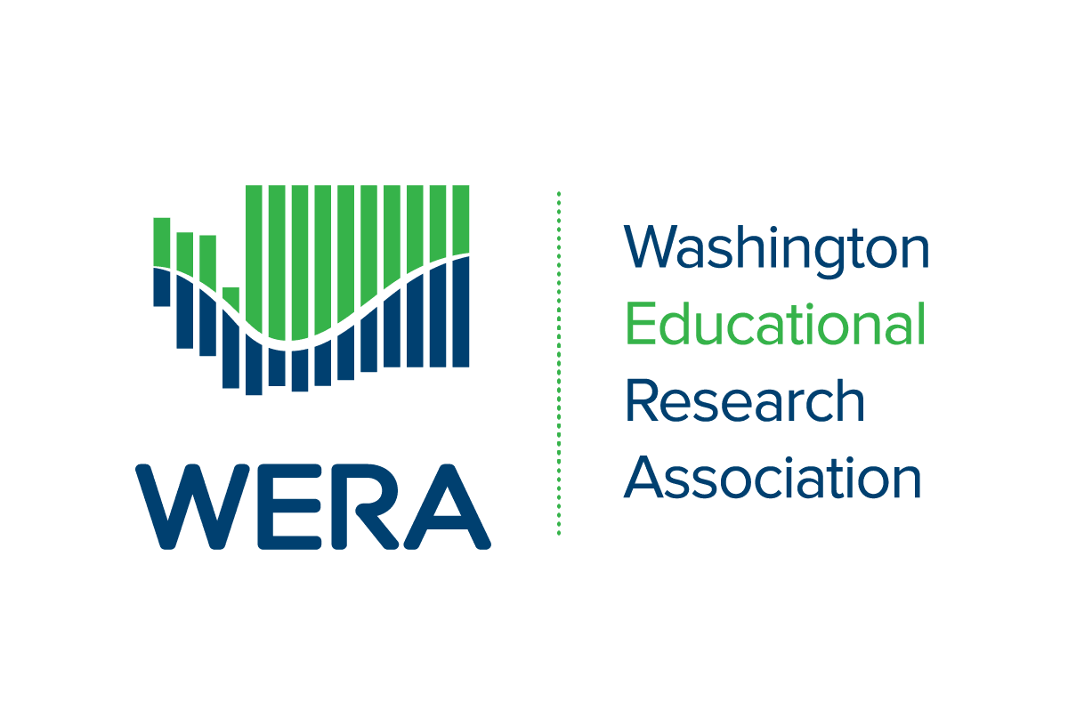 Washington Educational Research Association logo