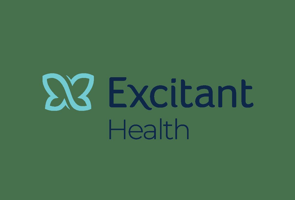 excitant health logo