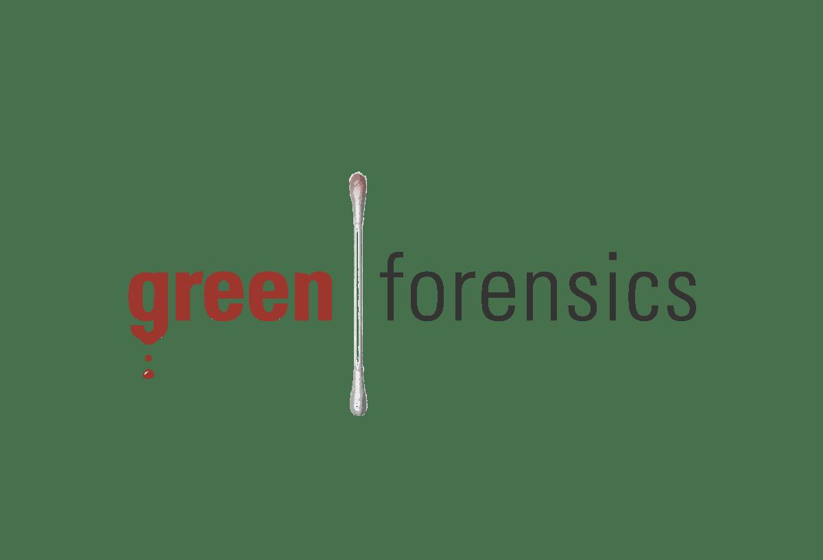 green forensics logo