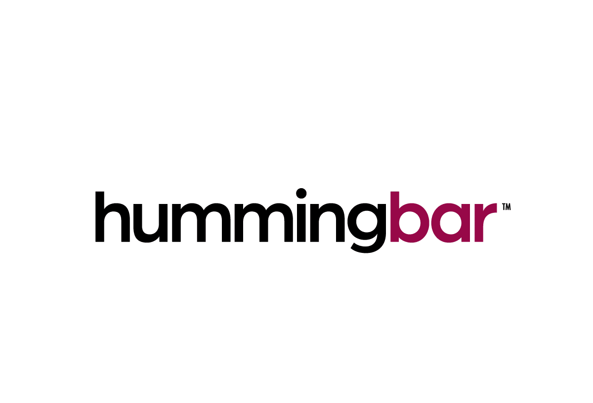 humming bar logo