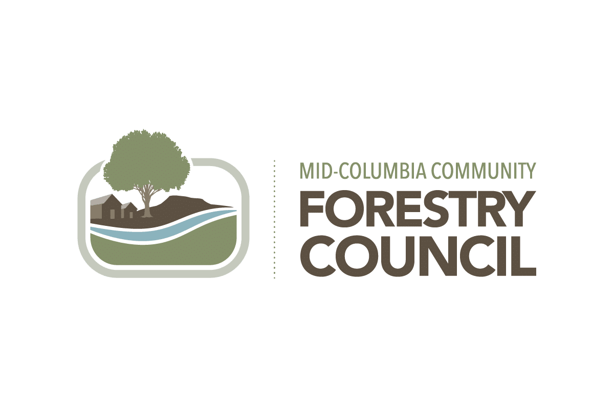 Mid Columbia Community Forestry Council logo