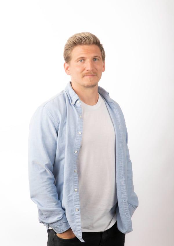Aaron Huskins - Media Specialist at BrandCraft Marketing