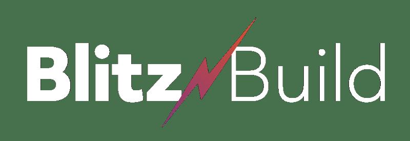 Quick Website Design Blitz Build