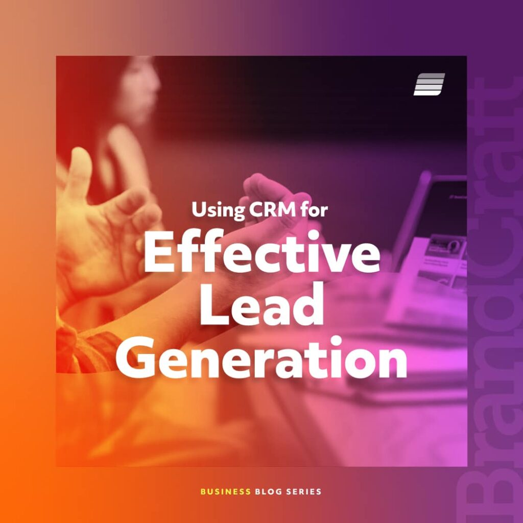 CRM for lead generation