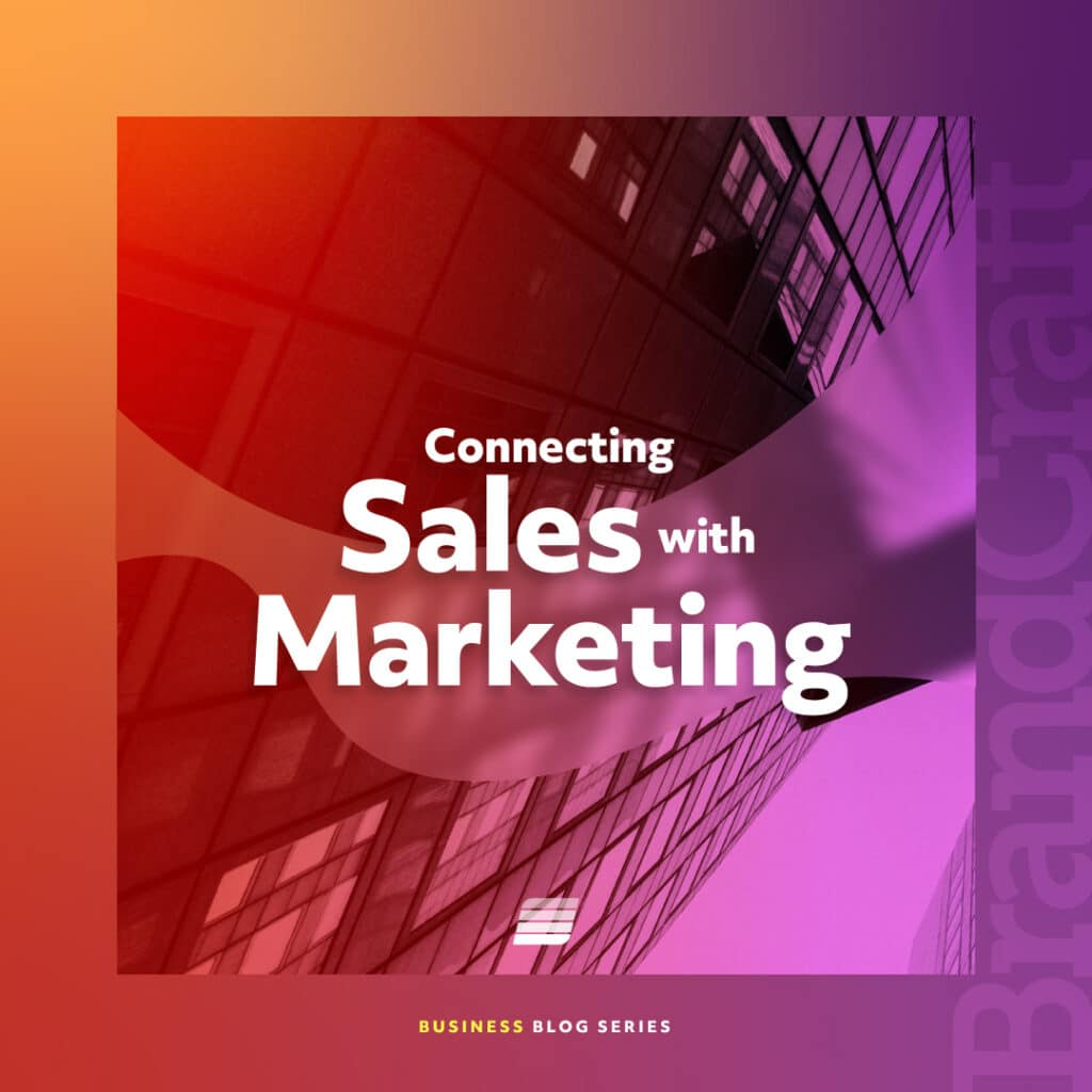 marketing and sales connection