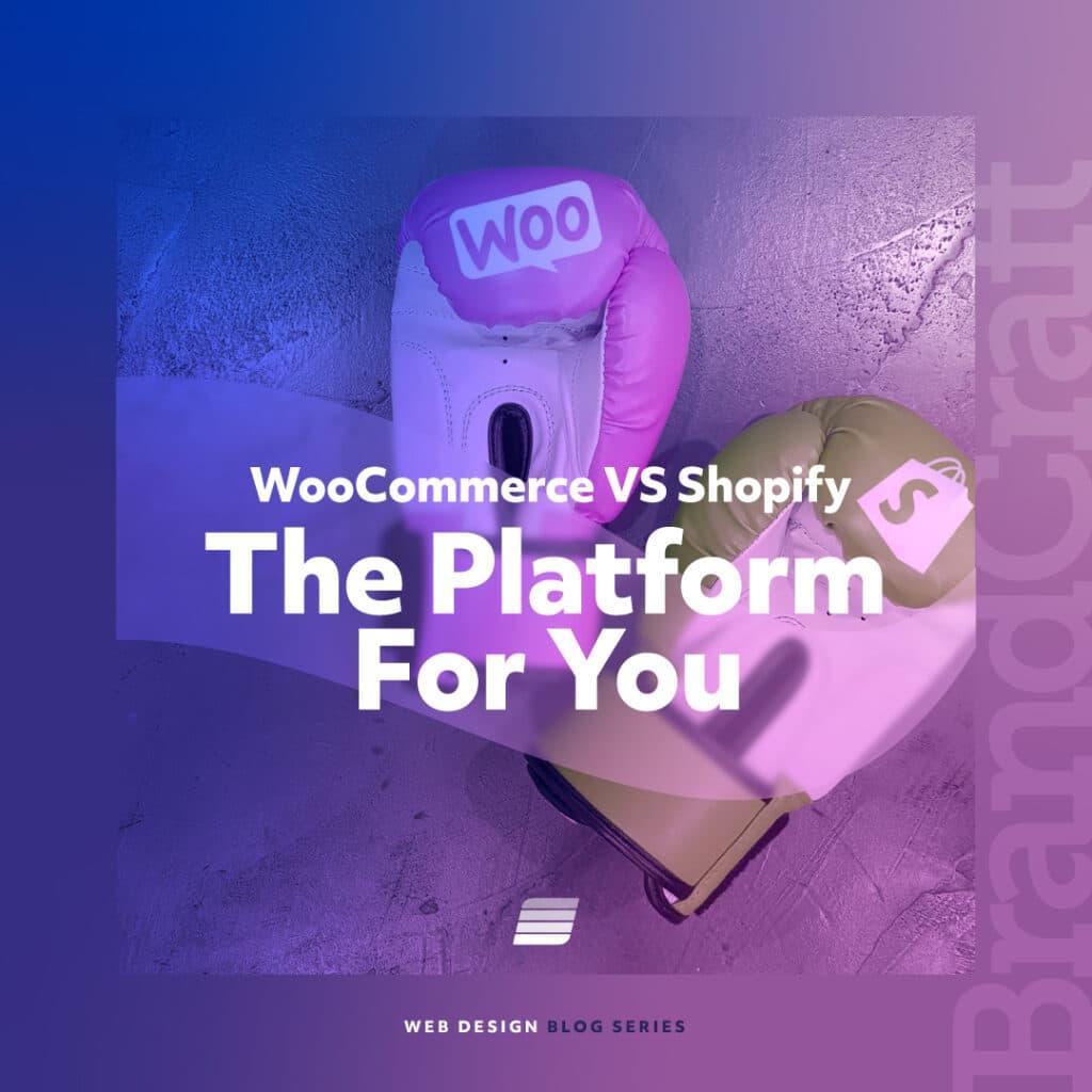 WooCommerce v Shopify