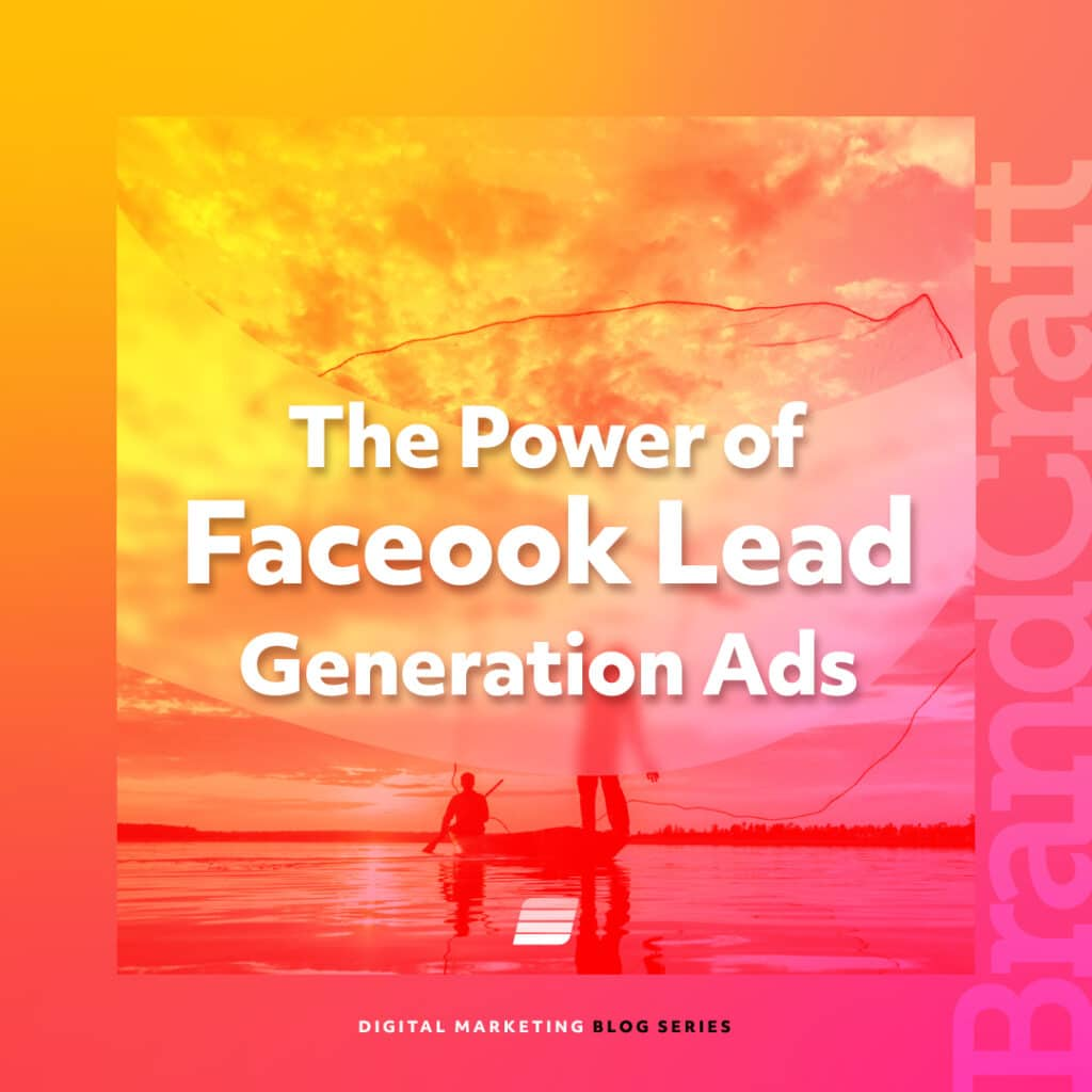 lead generations ads for Facebook