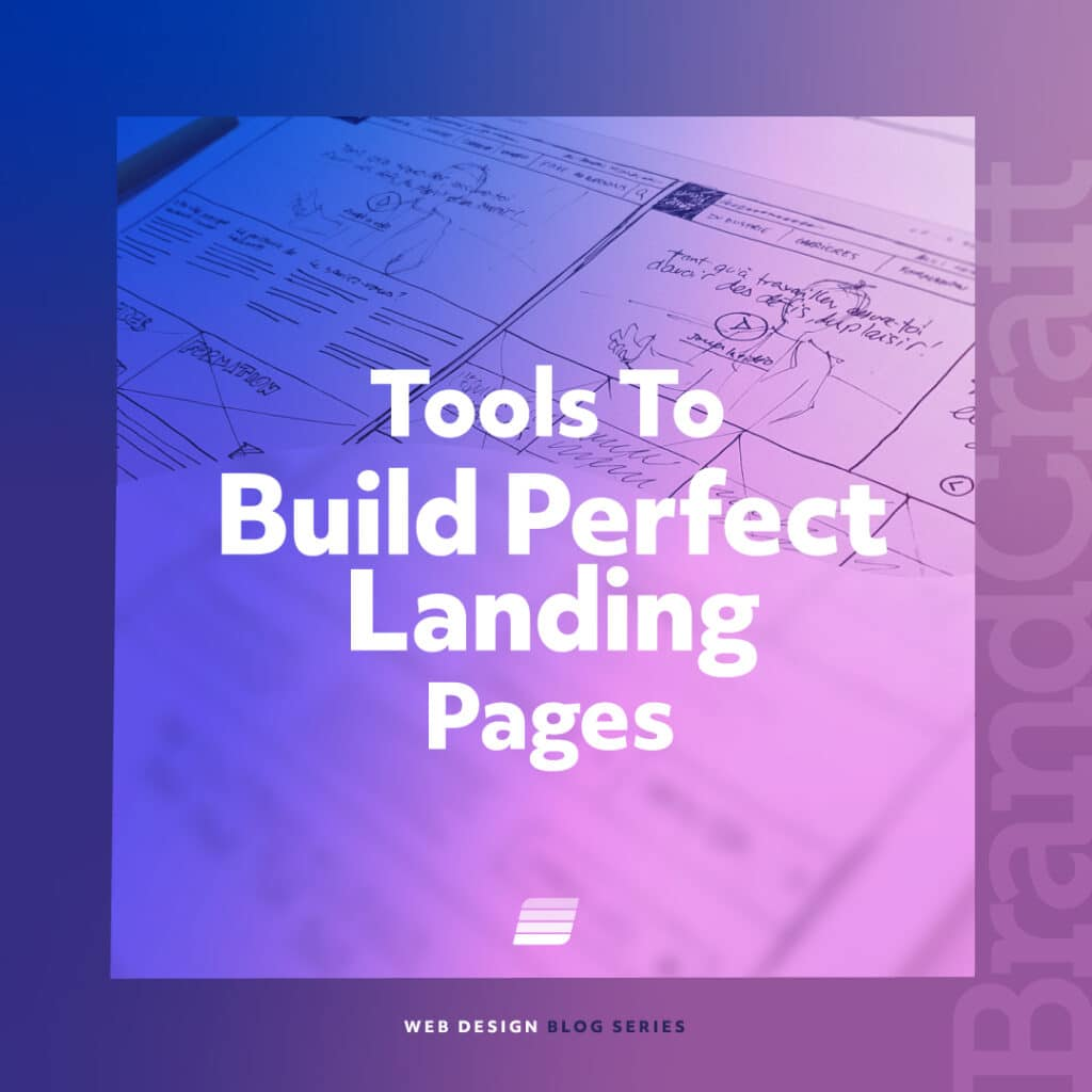 a website developers top tools for building landing pages