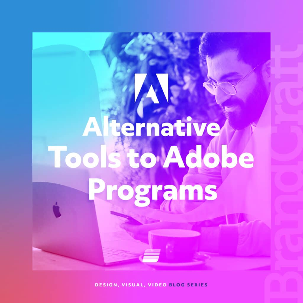 Free Alternatives to Adobe Products