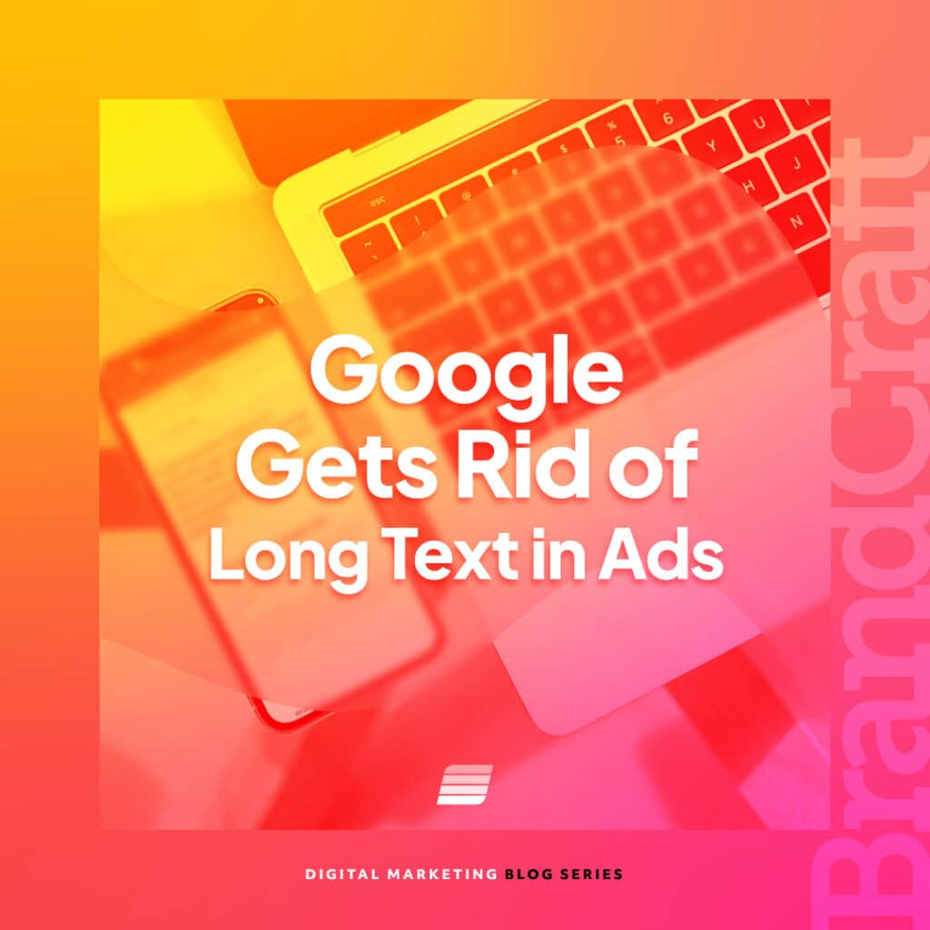 google phases out expanded text ads
